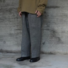 the Sakaki「 Semi Wide Slacks ( limited 20 ) 」