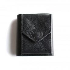 Hender Scheme 「 trifold wallet / black 」
