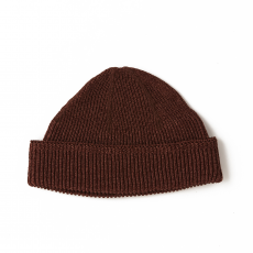 OLD JOE「SUMMER WASHI WATCH CAP / BRICK BROWN」