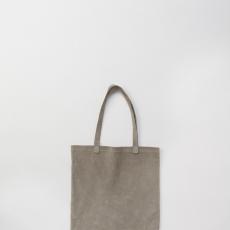 Hender Scheme 「 pig bag M / light gray 」