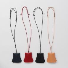 Hender Scheme「 key neck holder / black 」