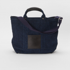 Hender Scheme 「 campus bag small (denim)」