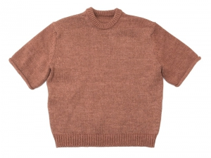 crepuscule 「 Lowgage S/S / Brown 」