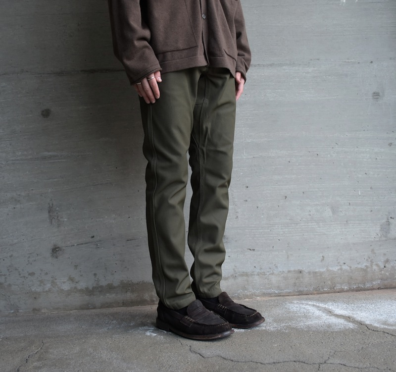BROWN by 2-tacs「TAPERED(OX)」