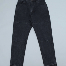 ESSAY「P-1 : SlIM TAPERED DENIM / black」