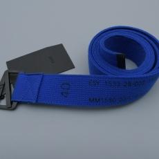 ESSAY「A-1B:MILITARIA ACRYLIC BELT / blue」