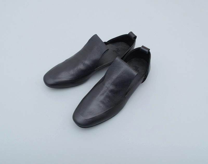 the Sakaki × MIDORIKAWA RYO「 Loafers with 拘束具」