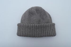 crepuscule「Knit cap / Gray」