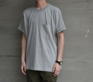 BROWN by 2-tacs「DUAL SUVIN POCKET」--08
