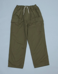 GOOFY CREATION「TROPICAL COMFORT TROUSERS / Olive Drab」
