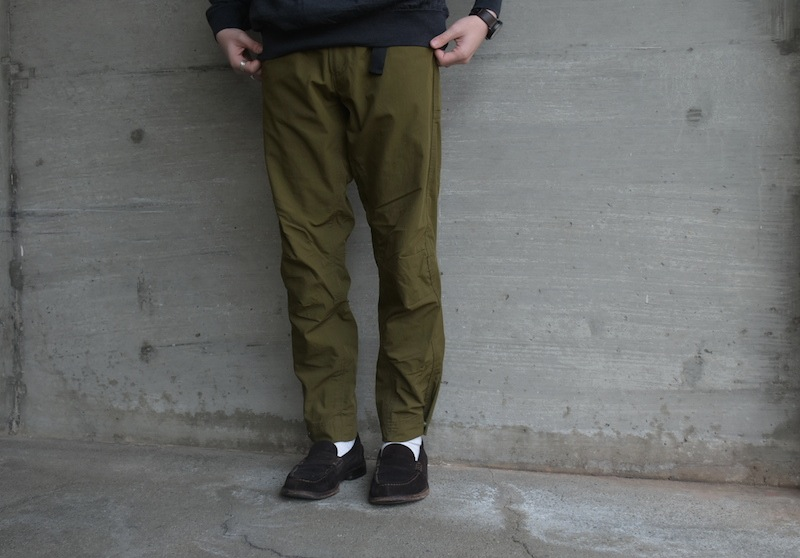 BROWN by 2-tacs「HIKE PANTS」