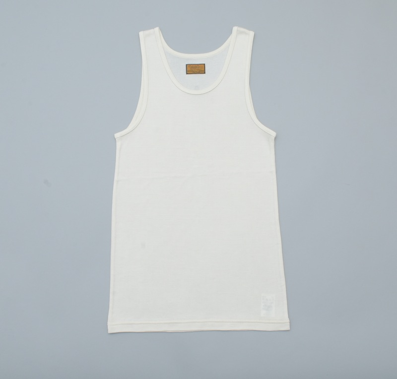 BROWN by 2-tacs「SILK TANK」