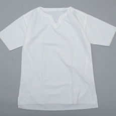 the Sakaki「the Bang T-NECK S/S   / White」
