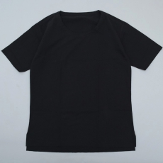 the Sakaki「the Bang U-NECK S/S   / Black」