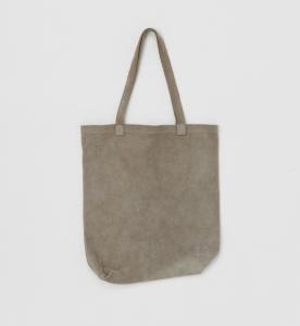 Hender Scheme「pig bag M / light gray」
