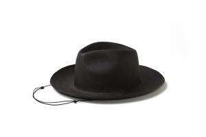 OLD JOE「FADED PANAMA HAT/BLACK」