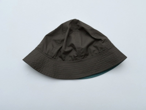 NOROLL「NOROLL DETOUR HAT / DK.BRWN 」