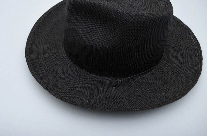 OLD JOE「FADED PANAMA HAT/BLACK」