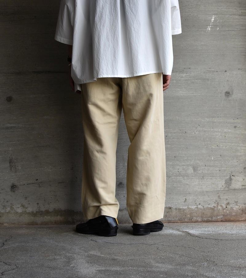 the Sakaki「Slacks ing (exclusive item) / Beige」