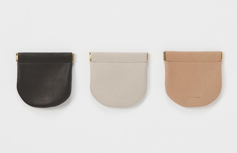 Hender Scheme「coin purse M / black」
