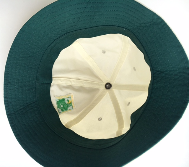 NOROLL「NOROLL DETOUR HAT / WHITE 」