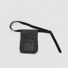 Hender Scheme「waist belt bag /  dark gray」