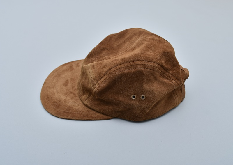 Hender Scheme「water proof pig jet cap  / khaki brown」