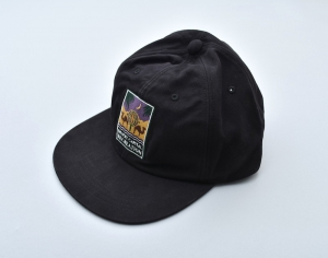 "GOOFY CREATION「""LOTTERY"" 6 PANEL  / BLACK」"