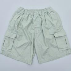 GOOFY CREATION「Pile pocket 2 tack cargo shorts / MINT GREEN」