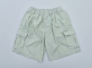 GOOFY CREATION「Pile pocket 2 tack cargo shorts / MINT GREEN」