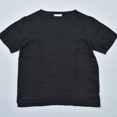 AUGUSTE-PRESENTATION PajamaLook「半袖プルオーバー / BLACK 」