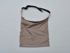 "WHOWHAT「WRAP BAG "" S "" /  MOCHA 」*limited spot item"