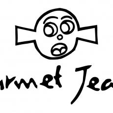 gourmet jeans「TYPE 03 - LEAN  /  BLACK」