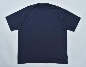 crepuscule「 Silk Knit Tee / Navy 」