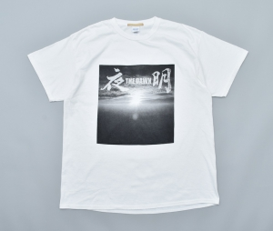 AUGUSTE-PRESENTATION × THE DAWN B「YOAKE リメイク 半袖 TEE」