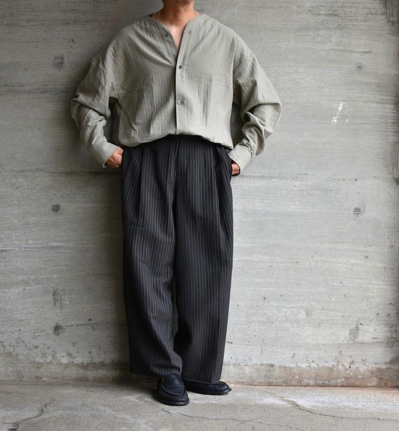 the Sakaki × SISTER  「居間着 乙 & 丙 ( 上下セットアップ )」