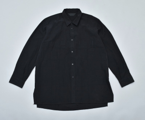 ESSAY「SH-1 - PARMANENTAL SHIRT / black」