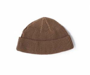 OLD JOE BRAND. 「 RAMIE WOOL WATCH CAP / DUNE 」