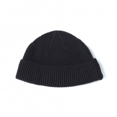 OLD JOE BRAND. 「 RAMIE WOOL WATCH CAP / GRAPHITE 」