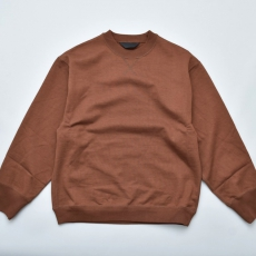 ESSAY 「TS-1 - SEIGNEVR SWEAT / camel 」