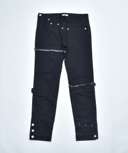 WHOWHAT「PUZZLE DENIM」