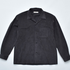 OLD JOE BRAND.「OPENED COLLAR SHIRTS /BLACK」