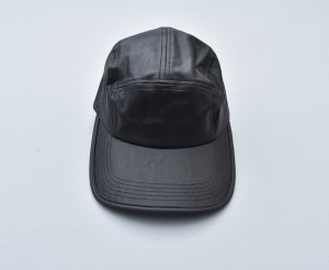 ESSAY「 A-1 - LONG BRIM CAP / fake black 」