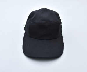 ESSAY「 A-1 - LONG BRIM CAP / black 」