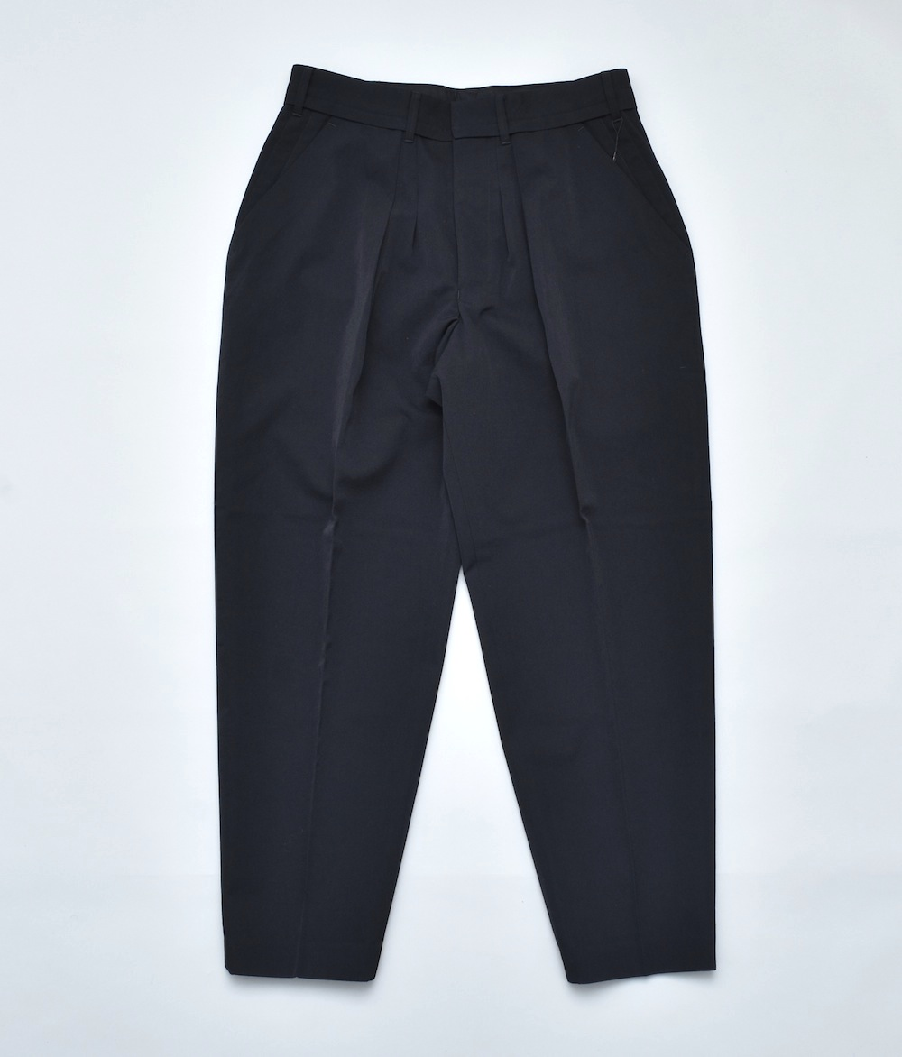essay p 1 wide tapered slacks black sister