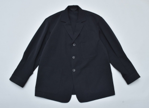 ESSAY「 J-1 - OVER JACKET / black 」