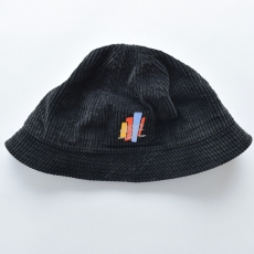 NO ROLL「NOROLL AUTUMN'S DAY HAT / BLACK」※再入荷