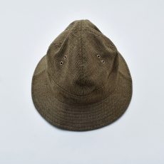 BROWN by 2-tacs「 CW9 HAT / OLIVE」