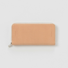 Hender Scheme「long zip purse / natural」