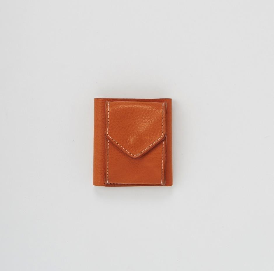 Hender Scheme「trifold wallet / natural 」